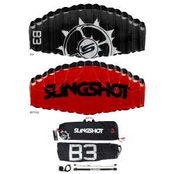 2017 Slingshot B3 Light Traction Kite