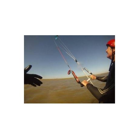 Kiteboarding Lesson Package: 9 Hours